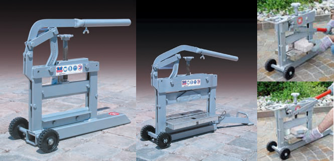 Block-and-paver-cutters