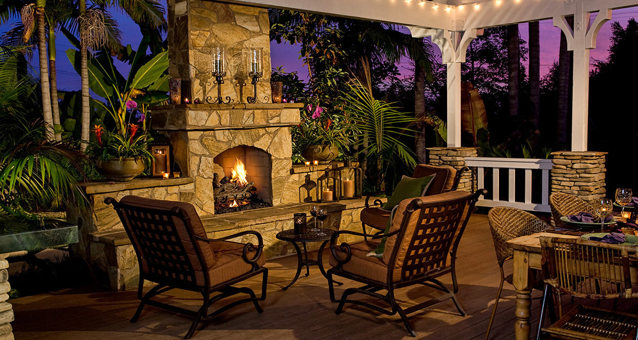 Outdoor Living  outdoor fireplace   outdoor kitchens ... on Sparta Outdoor Living id=54547